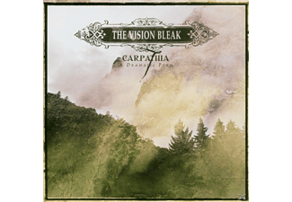 The Vision Bleak - Carpathia - (CD)
