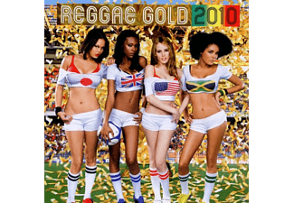 VARIOUS - Reggae Gold 2010 - (CD)