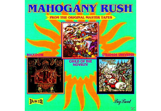 Mahogany Rush - The Legendary Mahogany - (CD)