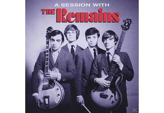 The Remains - A Session With - (CD)
