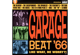 VARIOUS - GARAGE BEAT   66 Like What, Me Worry?! - (CD)