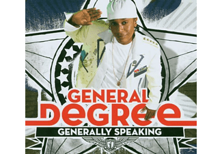 General Degree - Generally Speaking - (CD)