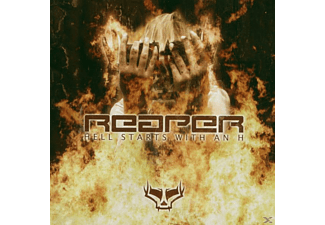 Reaper - Hell Starts With An H - (CD)
