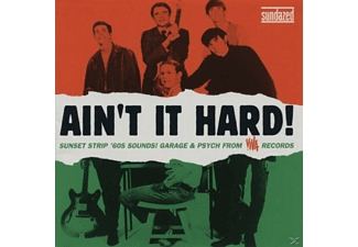 VARIOUS - Ain't It Hard! Sunset Strip 60 - (CD)