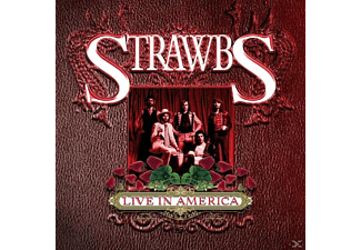 The Strawbs - Live In America - (CD)