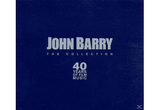 Ost-original Soundtrack - John Barry Collection - (CD)