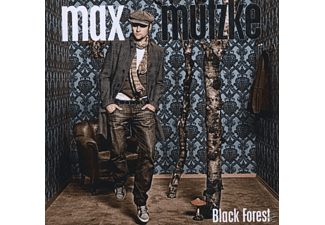 Max Mutzke - Black Forest - (CD)