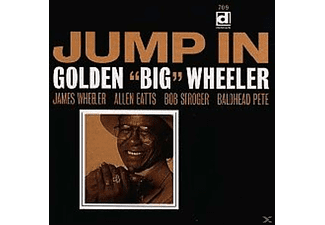 "Golden ""big"" Wheeler - Jump In - (CD)"