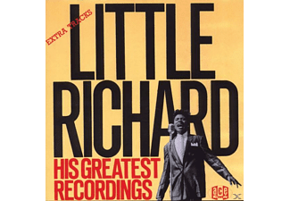 Little Richard - His Greatest Recordings - (CD)