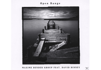 Maxime Bender Group - Open Range - (CD)