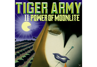 Tiger Army - Tiger Army 2:The Power Of Moonlite - (CD)