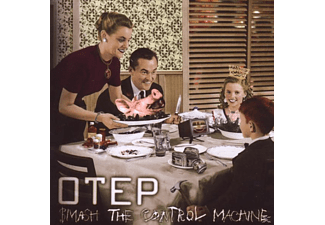 Otep - Smash The Control Machine - (CD)