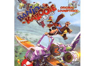 VARIOUS - Banjo Kazooie Nuts & Bolts - (CD)