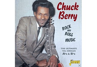 Chuck Berry - Rock And Roll Music - The Singles As & Bs (ORIGINAL RECORDIN - (CD)