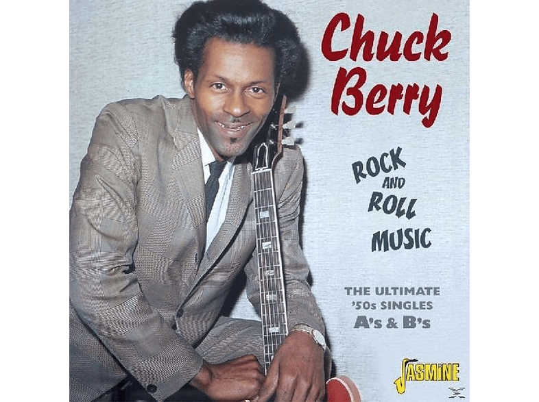 Chuck Berry - Rock And Roll Music - The Singles As & Bs (ORIGINAL RECORDIN [CD]