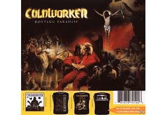 Coldworker - Rotting Paradise - (CD)