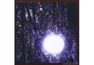 Six Organs Of Admittance - Luminous Night - (CD)