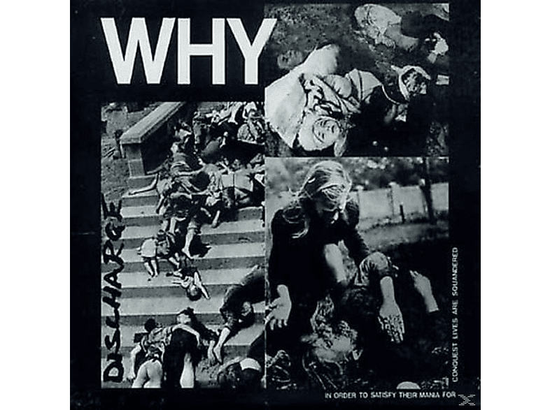 Discharge - Why [CD]