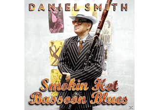 Daniel Smith - Smokin' Hot Bassoon Blues - (CD)