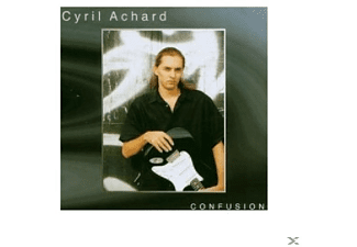 Cyril Archard - Confusion - (CD)