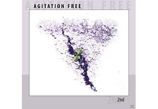 Aqitation Free - 2nd [CD]