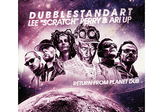 Dubblestandart - Return From Planet Dub - (CD)