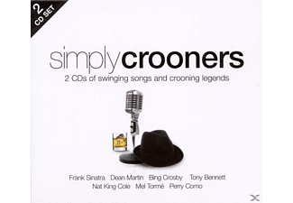 VARIOUS - Simply Crooners [Doppel-Cd] - (CD)