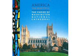 Michael Choirs Of Washington Cathedral/mccarthy - America the Beautiful - (CD)