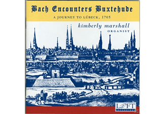Kimberly Marshall - Bach Encounters Buxtehude - (CD)
