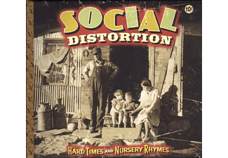 Social Distortion - Hard Times and Nursery Rhymes - (CD)