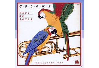 Raul De Souza - Colors - (CD)