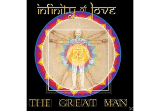 Infinity Of Love - The Great Man - (CD)