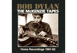 Bob Dylan - The Mckenzie Tapes - (CD)