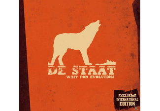 De Staat - Wait For Evolution - (CD)