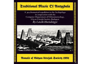 László Hortobágyi - Traditional Music Of Amygdala [CD]