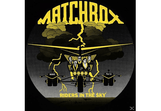 Matchbox - Riders In The Sky - (CD)