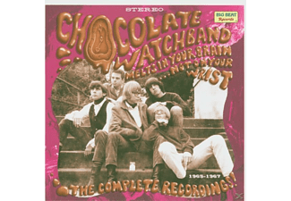 The Chocolate Watchband - Melts In Your Brain...Complete Recording - (CD)