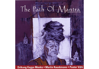Drikung Kagyu Monks/Kuuskmann - The Path Of Mantra [CD]
