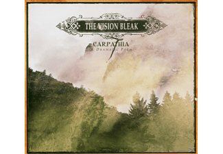 The Vision Bleak - Carpathia Luxus Ed - (CD)
