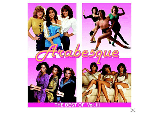 Arabesque - Best Of Vol.3 - (CD)
