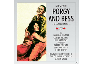Rosamund Johnson Chor - Porgy And Bess - (CD)