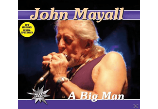 John Mayall - A Big Man - (CD)
