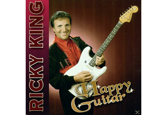 Ricky King - Happy Guitar - (CD)
