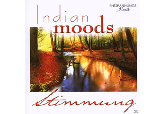 Traumklang - Indian Moods-Entspannungs-Musik - (CD)