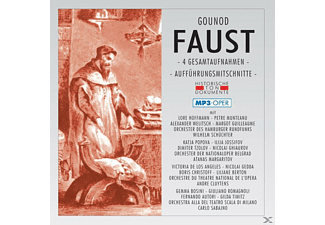 Chor Und Orch.D.Hambuger Rundfunks, Coro E Orch.D.N - Faust (Margarethe)-Mp 3 Oper - (MP3-CD)