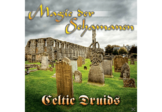 The Tribal Spirit Group - Magie der Schamanen - Celtic Druids - (CD)