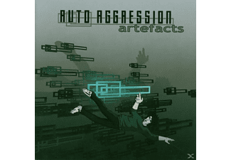 Auto Aggression - Artefacts - (CD)