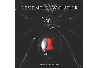 Seventh Wonder - The Great Escape - (CD)