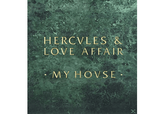 Hercules & Love Affair - My House - (Vinyl)