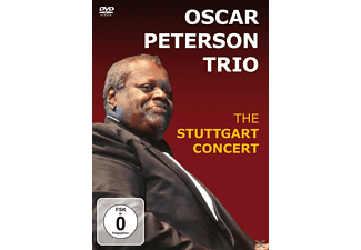 Oscar Peterson - THE STUTTGART CONCERT - (DVD)